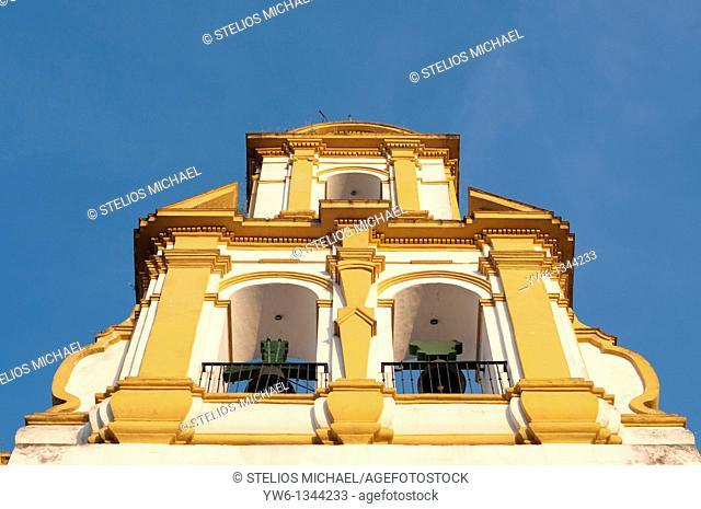 Church Green Bells in Seville