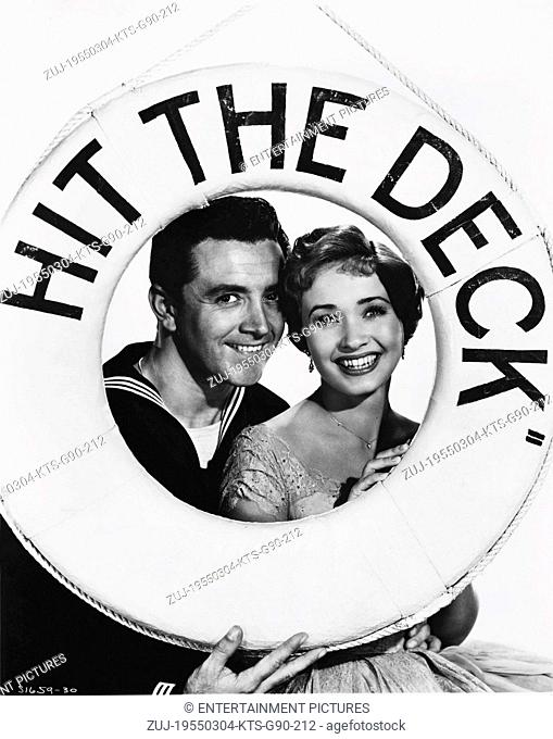 RELEASE DATE: 1955. STUDIO: MGM. PLOT: Sailor Danny Xavier Smith and two other gobs try to save his sister Susan's virtue