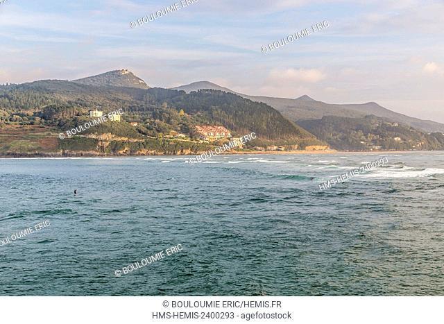 Spain, Basque Country, Mundaka