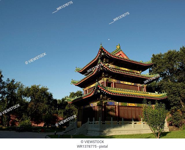 Daqing Guocheng Temple