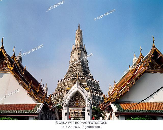 Wat Arun Palace, Bangkok, Thailand