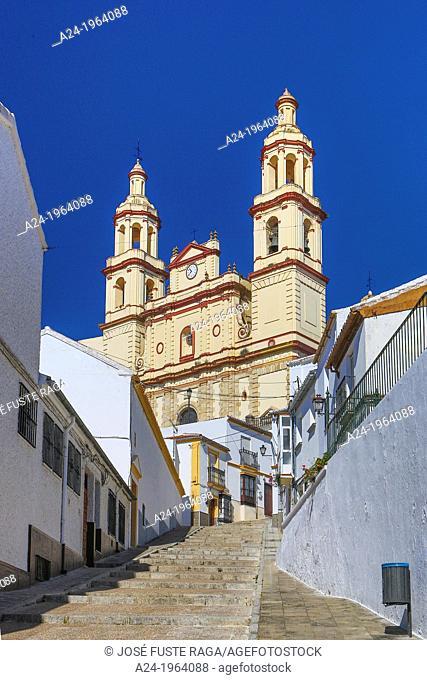 Spain , Andalucia Region, Cadiz Province , Olvera City