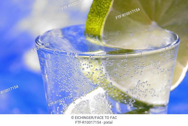 lemonade, close-up