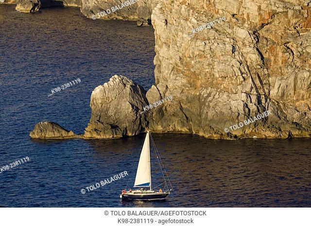 puerto de Soller, islas baleares, Spain