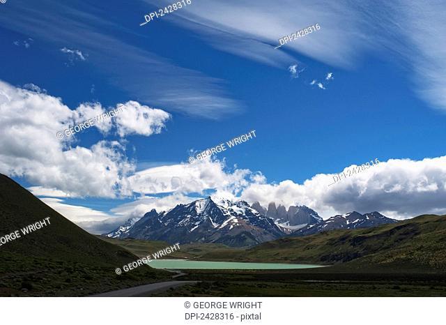 Torres del Paine National Park; Chile