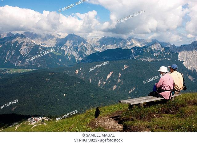 Austria, Tirol, Mountains