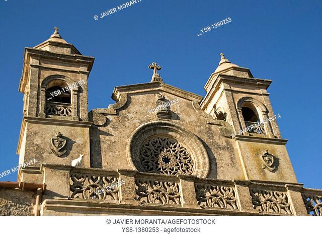 Spain, Balearic Islands, Mallorca, Petra, Bonany Hermitage