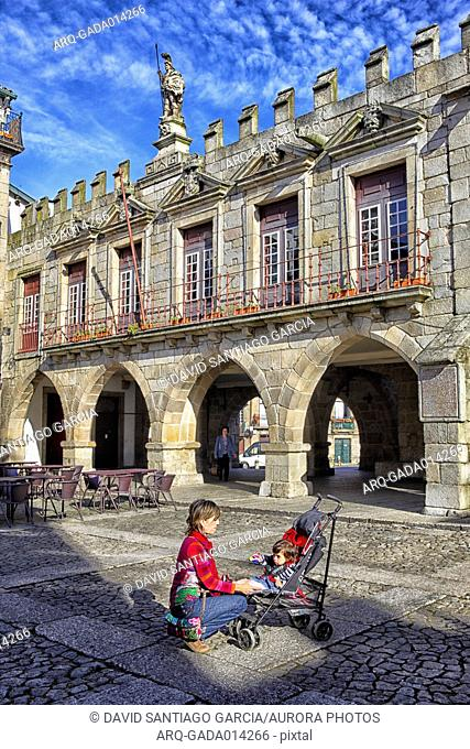 Guimarães is a Portuguese city of Braga District, North and sub-region Ave. Known as the birthplace of Portugal, Guimaraes is more than a redoubt of history...