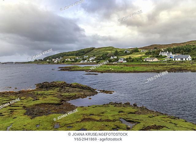 Dunvegan, Isle of Skye, Scotland, United Kingdom
