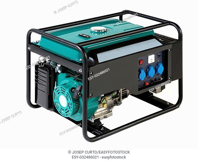 Portable Power generator (Fuel)