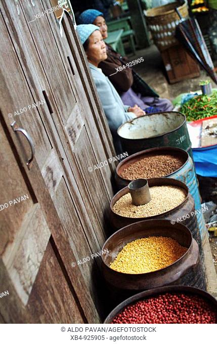 Shop, Burma