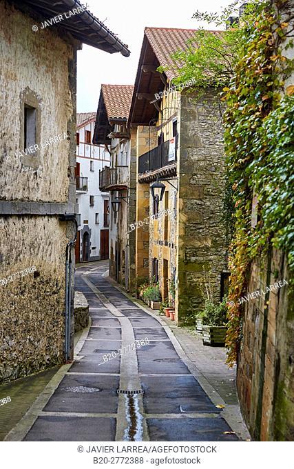 Aya, Gipuzkoa province, Basque Country, Spain, Europe