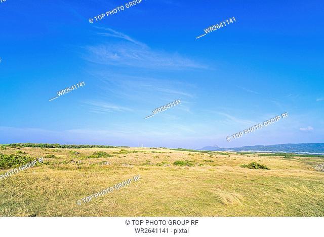 Kenting long Pan Park grassland