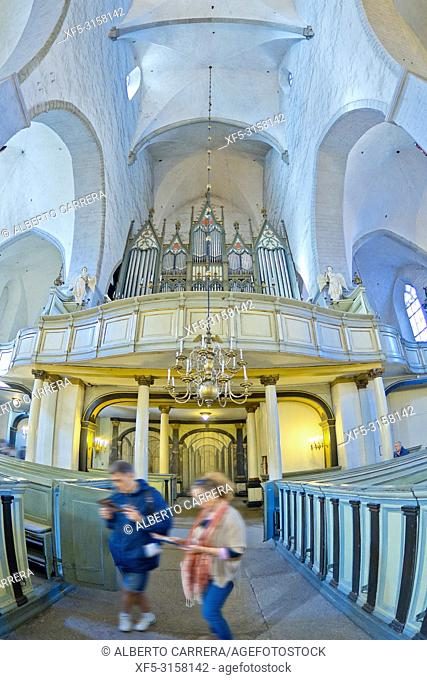 Cathedral of Saint Mary the Virgin, Old Town, Tallinn, Estonia, Europe