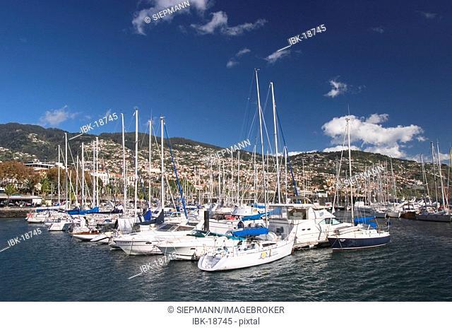 Funchal - Marina - Madeira
