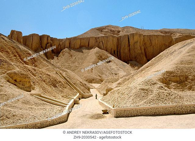 East Valley of the Kings, Luxor (Thebes), Egypt, Africa.1015