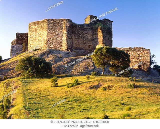 Castillo de Alba, Zamora province, Castile-Leon, Spain