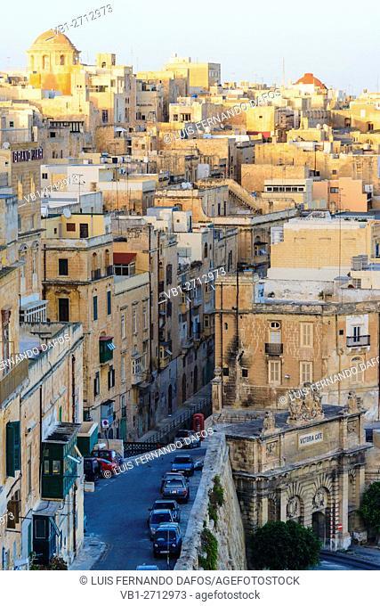 Historic city of Valletta, Malta