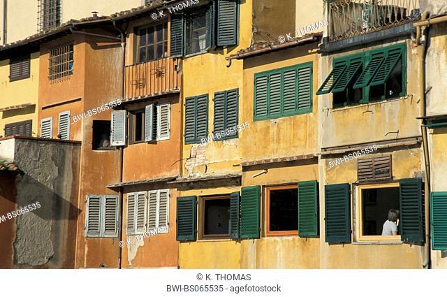 Florence, Ponte Vecchio, Italy, Tuscany, Florence