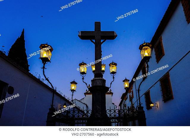 Cristo de los Faroles (Christ of the Lanterns), Cordoba