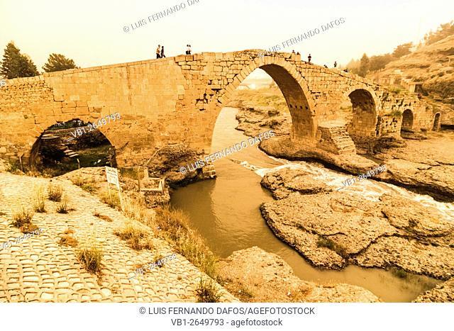 Delal Bridge, Zakho, Kurdish Iraq