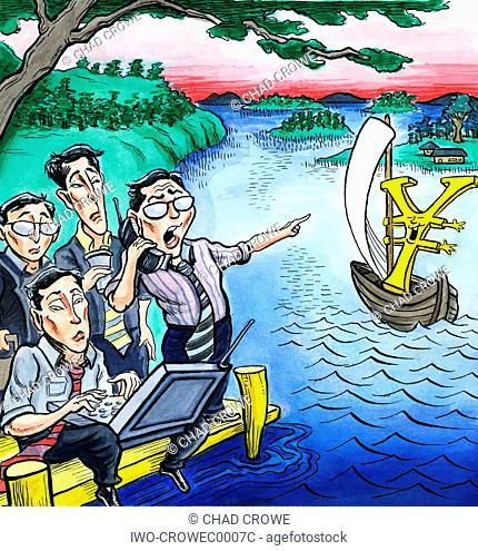 Sailing Yen