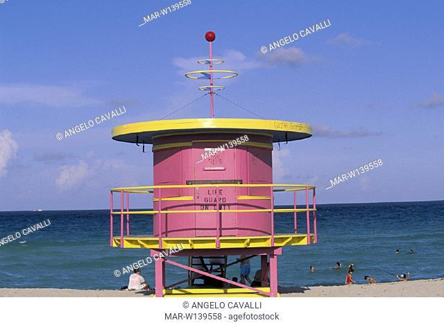 usa, florida, miami beach