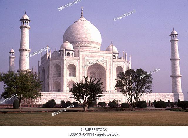 Taj MahalAgraIndia