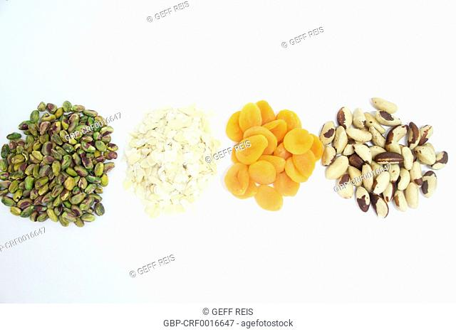 Damascus, almond, Chestnut, pistachio, São Paulo, Brazil