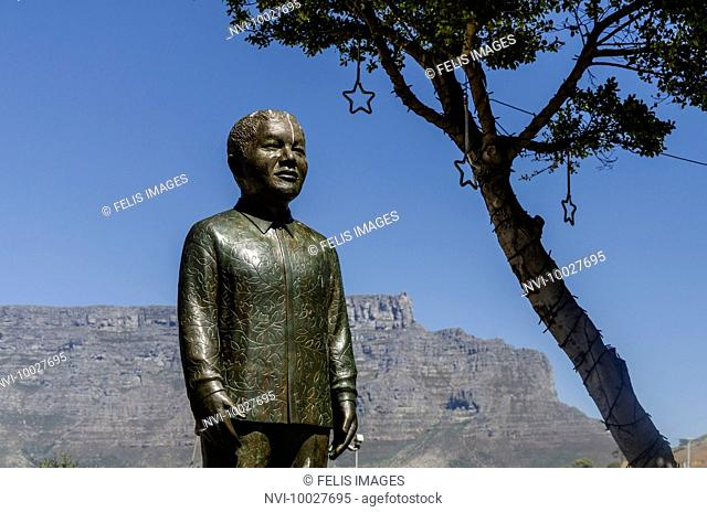 Nelson Mandela Memorial, V&A Waterfront, Cape Town, South Africa, Africa