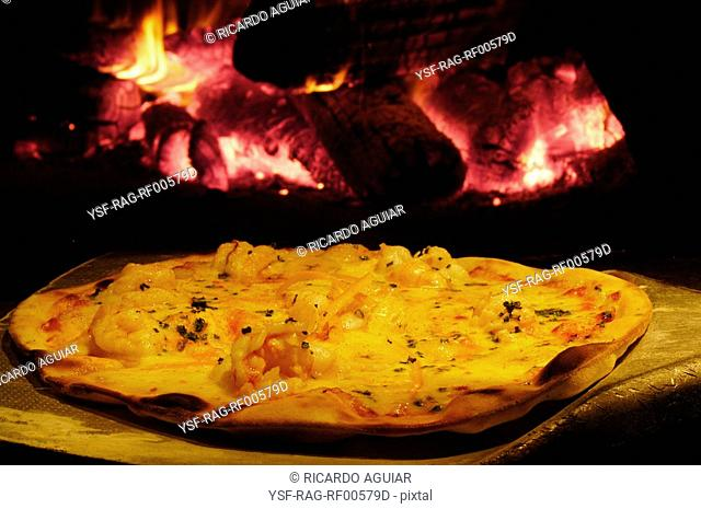 Pizza, Brazil
