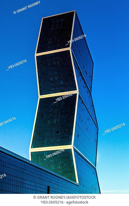 The Zig Zag Towers, Doha, Qatar