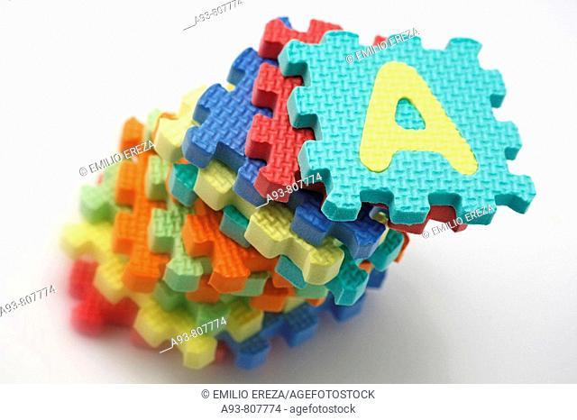 Puzzle letters