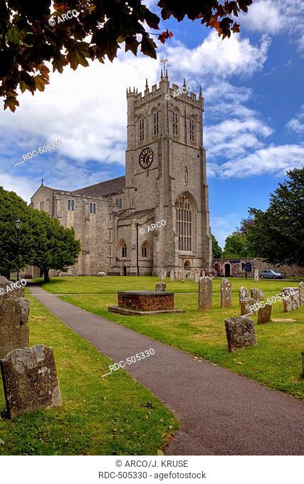 Christchurch Priory, Dorset, United Kingdom