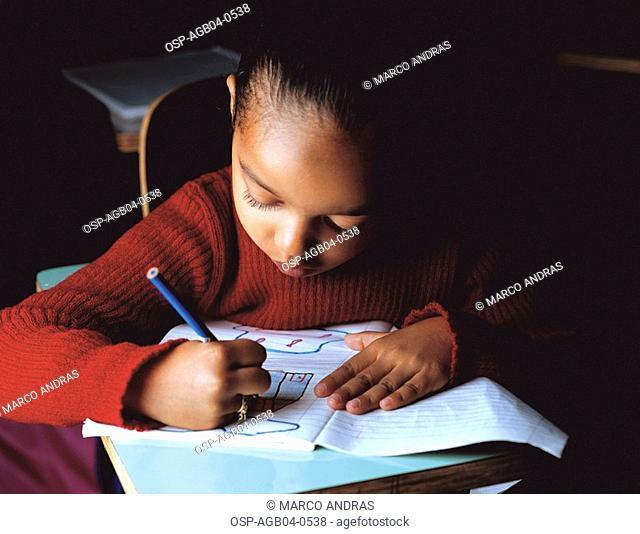 Photo illustrated, people, education