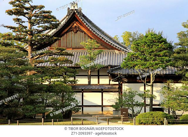Japan, Kyoto, Nijo Castle,