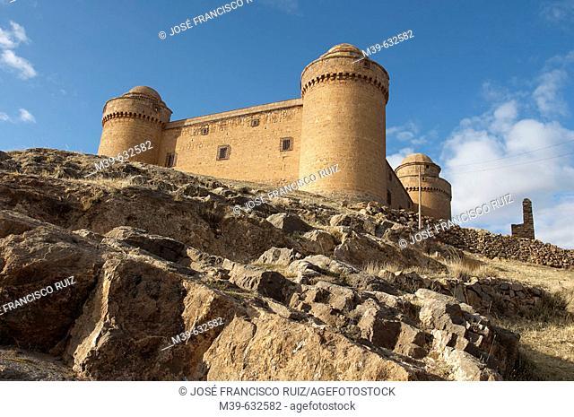 Castillo de la Calahorra, Siglo XVI. La Calahorra. Granada. Spain