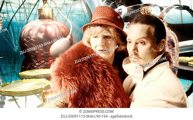 RELEASE DATE: December 25, 2009  MOVIE TITLE: The Imaginarium of Doctor Parnassus  STUDIO: Davis Films  DIRECTOR: Terry Gilliam  PLOT: A traveling theater...