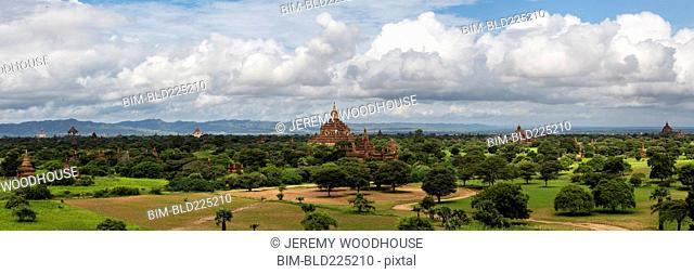 Su-la-ma-ni Patho, Bagan, Burma