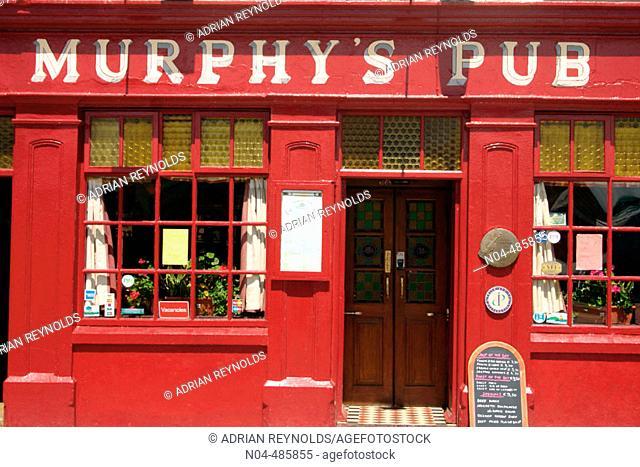 Murphy's pub. County Kerry, Ireland