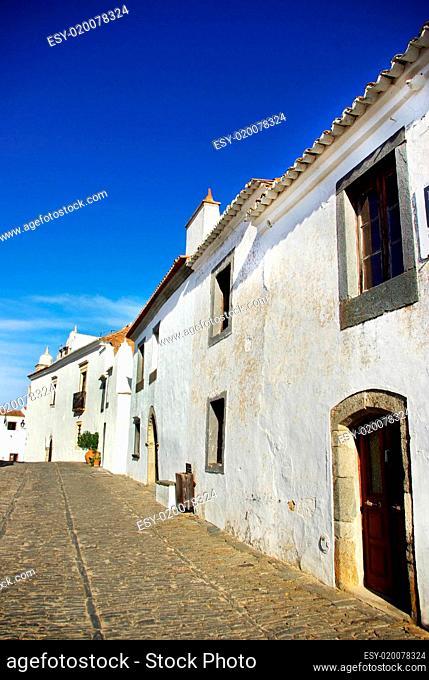 Castle of Monsaraz, old village