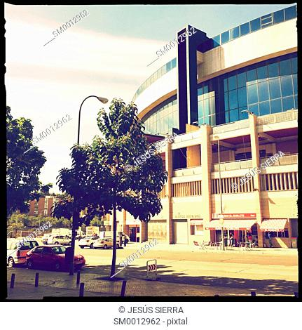 Atletico de Madrid stadium, Vicente Calderon, Foorball