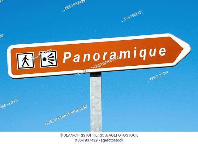 panoramic sign
