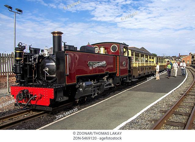 Aberystwyth Railway Station