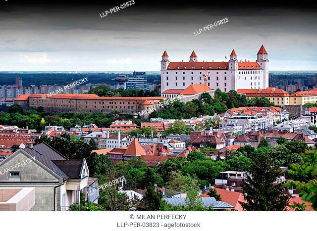 Castle, Bratislava - Slovakia