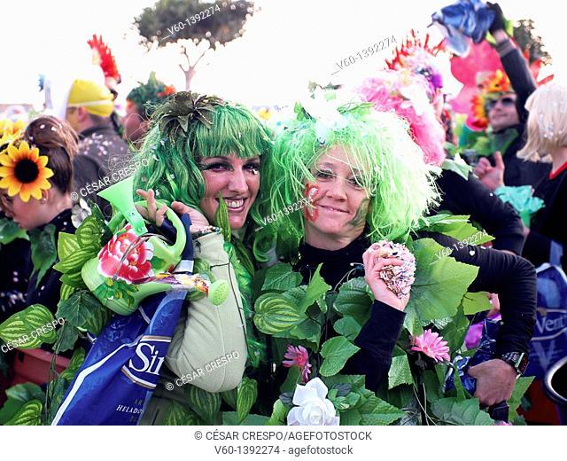 -Carnivals in Catalonia- Spain