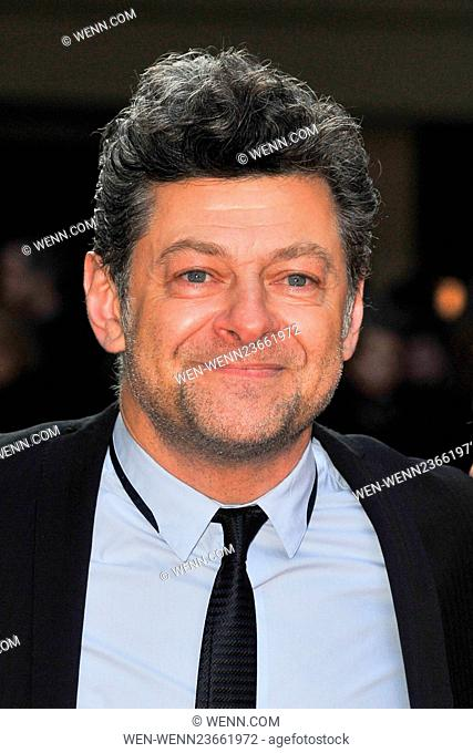 Jameson Empire Awards 2016 at the Grosvenor House in London, England Featuring: Andy Serkis Where: London, United Kingdom When: 20 Mar 2016 Credit: WENN