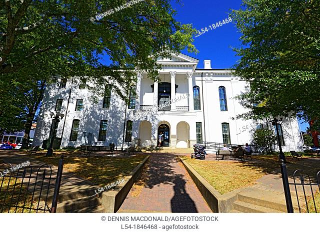 Lafayette County Courthouse Oxford Mississippi MS