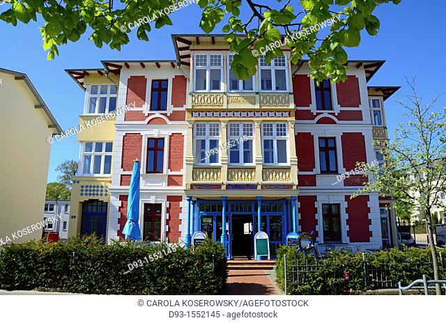 wonderful mansion in Mecklenburg-Western Pomerania