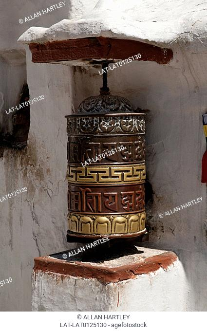 Boudhanath or Bodhnath temple is one of the holiest Buddhist sites in Kathmandu,and a UNESCO world heritage site. The distinctive huge white stupa with...